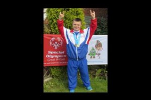 Derbyshire Athletes success at Special Olympics GB National Summer Games